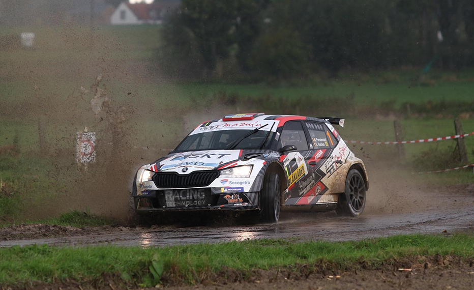 vSouth Belgian Rally cancelled