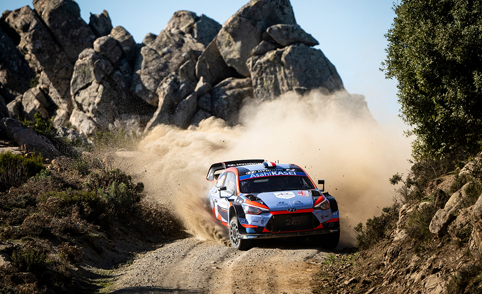 Full WRC-2021 campaign for Loubet
