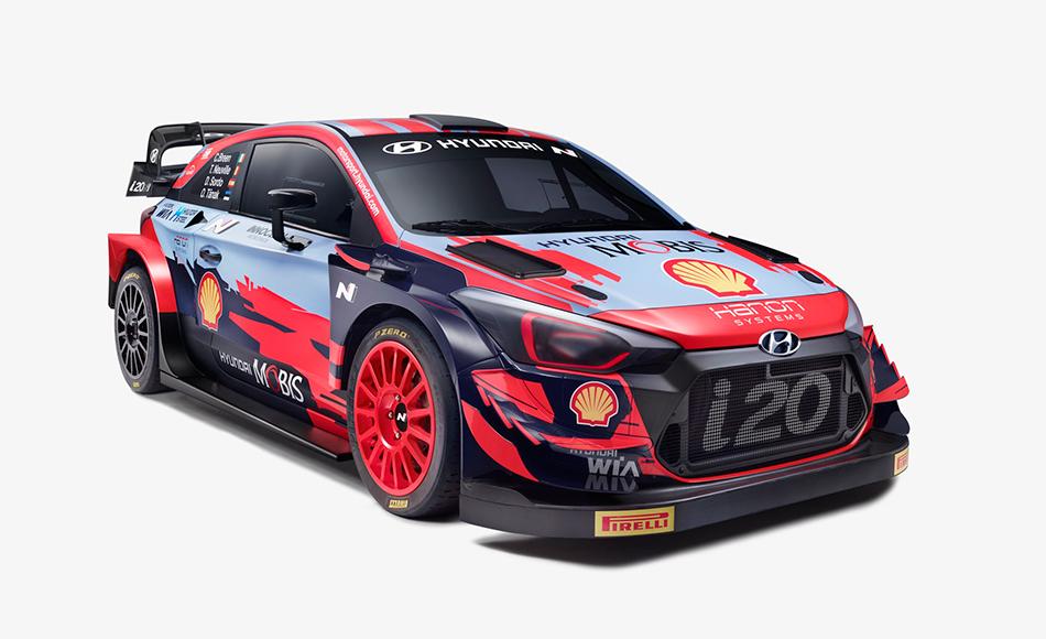 2021 Hyundai Motorsport i20 Coupé WRC