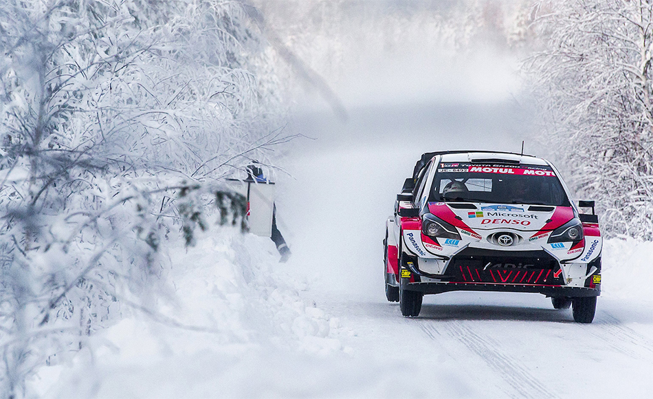 Arctic Rally joins WRC calendar