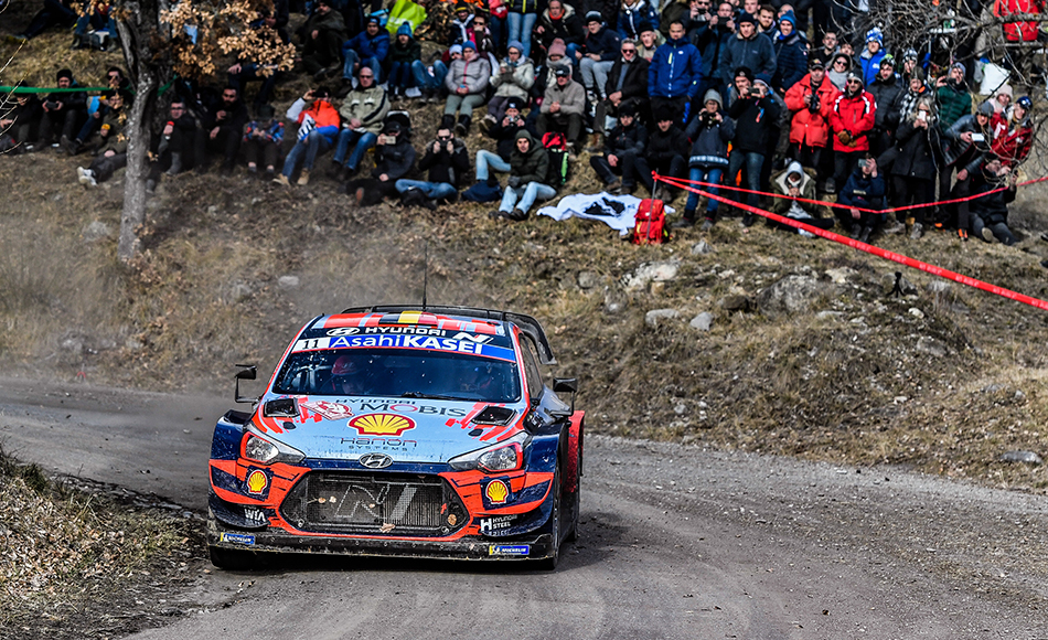 Monte Carlo Rally gets green light