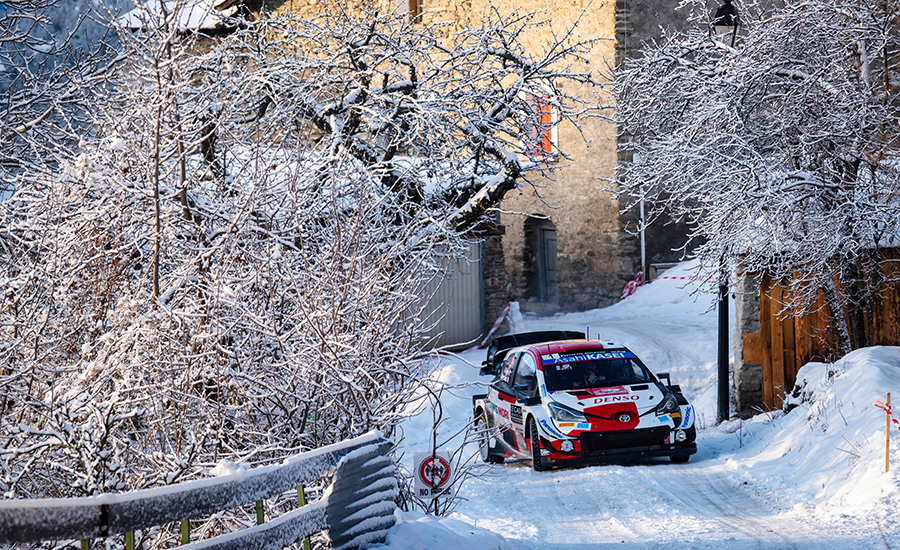 Ogier claims 8th Rallye Monte Carlo win