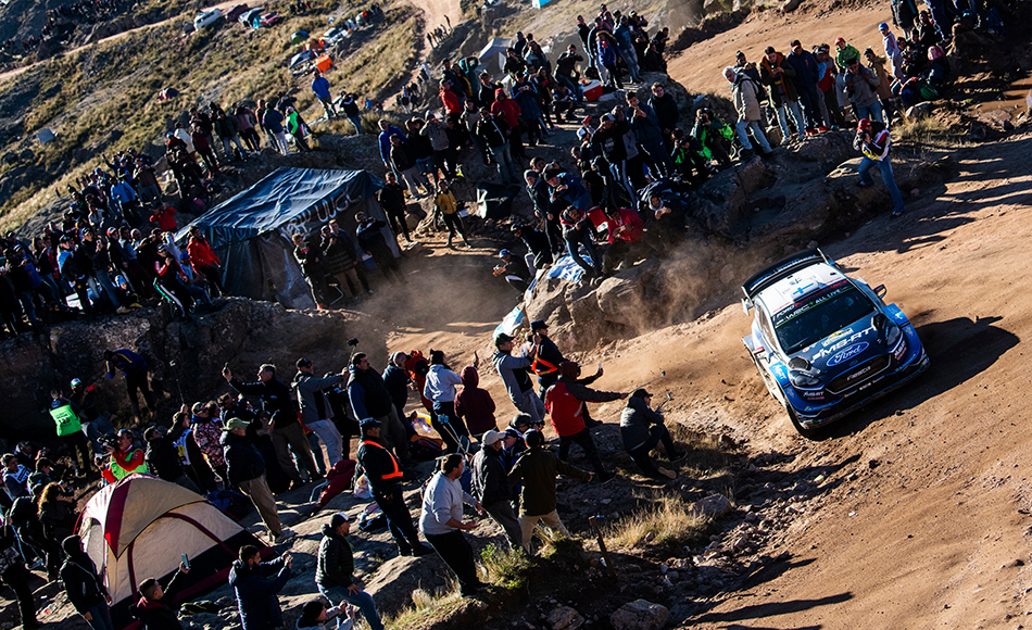 Six rallies including Belgium, Argentina & Acropolis named as contingency events