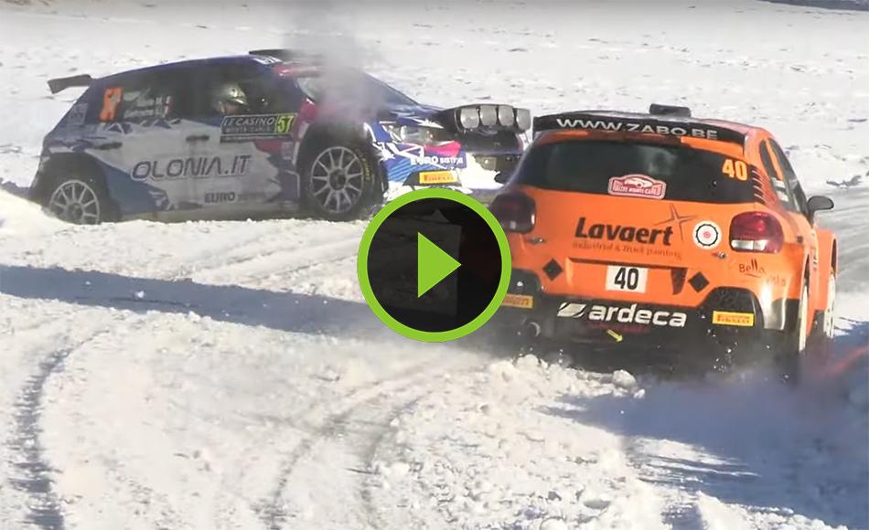 WRC Rallye Monte Carlo 2021 Day 3