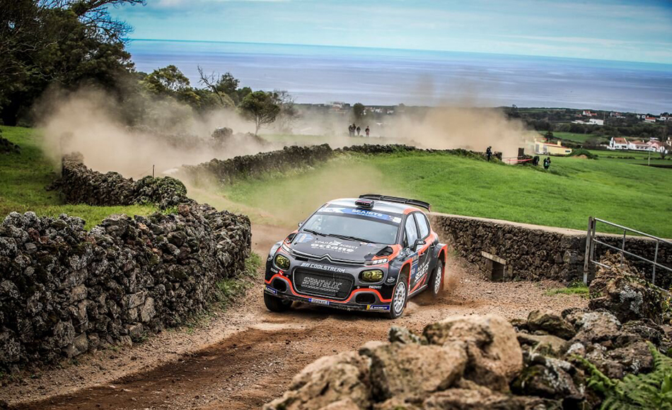 Azores Rally new ERC 2021 season opener