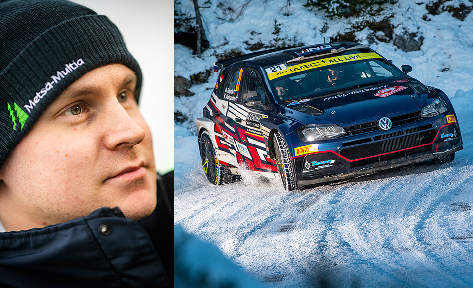 Lappi enters Arctic Rally Finland with VW Polo R5
