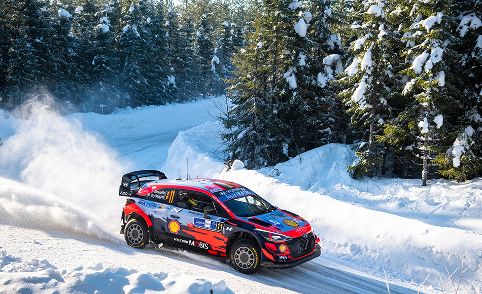 Hyundai, Toyota & M-Sport commit to WRC until 2024