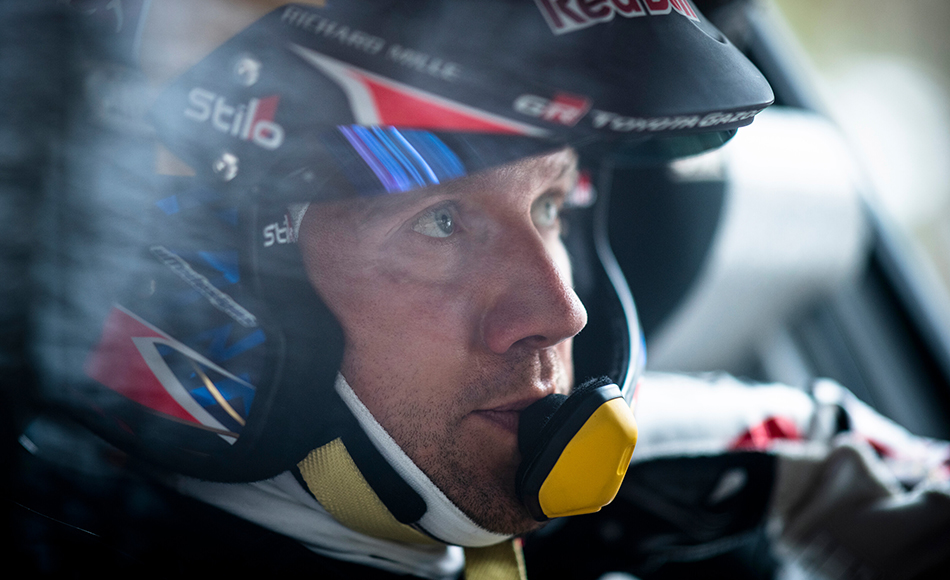 Ogier gets suspended ban and €5000 fine for Sunday morning incident