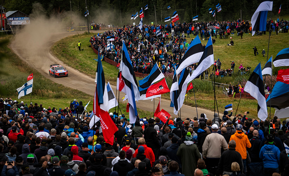 Rally Finland switches to autumn