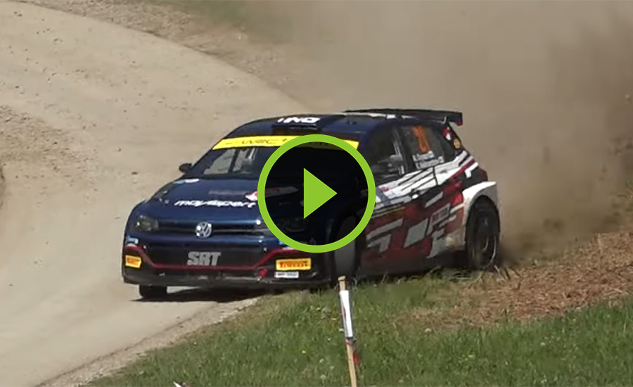 WRC Croatia Rally Day 1 Video
