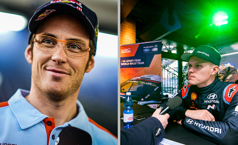 Tanak and Neuville sign new multi-year Hyundai contracts